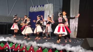 Sacramento Hmong New Year 2016 2017 Tub Nyiaj Ntxhais Kub