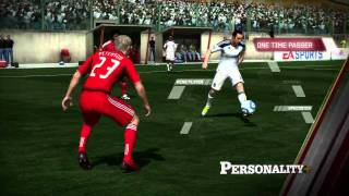 FIFA 11 Gamescom-Trailer