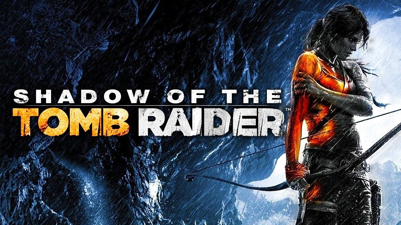 Shadow Of The Tomb Raider (Lara vs Jaguar)