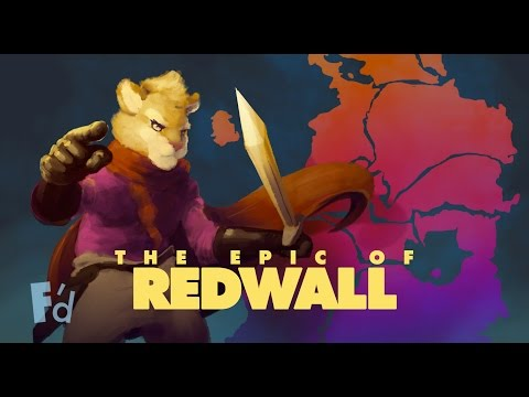 The Epic of Redwall | Culturally F'd Episode 47 [shortened cut]
