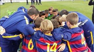 Benjamín A - Levante UD (4-0, Semifinal Íscar Cup)