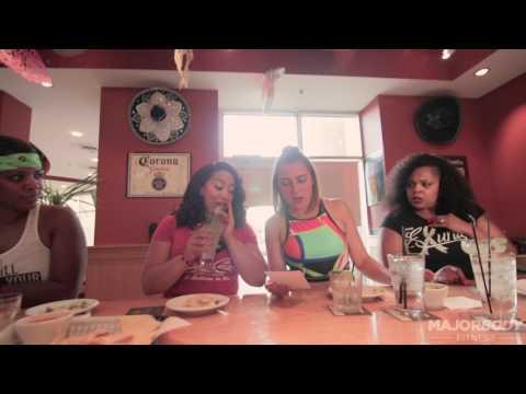 Champagne, Strawberries & Stilettos Commercial 1