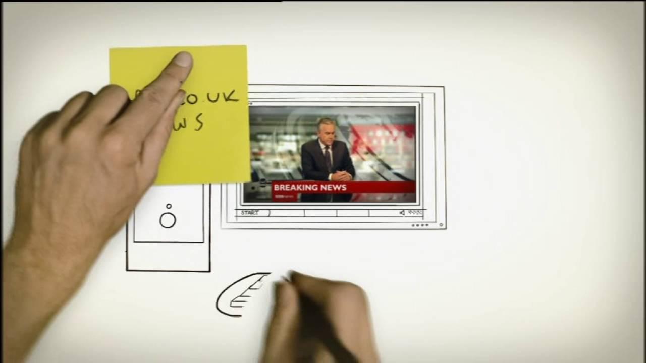 BBC News Online Promo