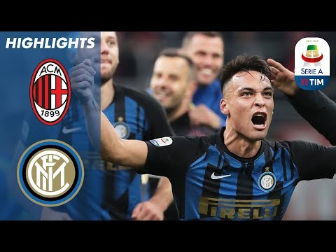 AC Milan 2-3 Inter | Intense Milan Derby sees Inter edge AC