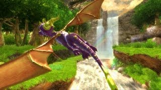 The Legend of Spyro Dawn of the Dragon Gameplay PS2