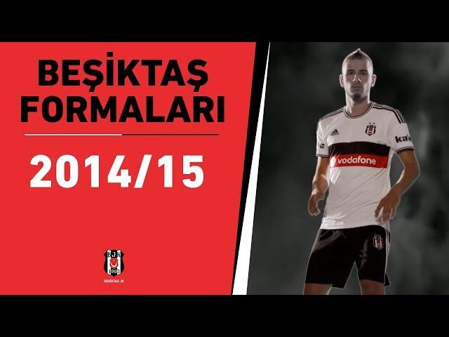 adidas 2014/15 Beşiktaş Formaları