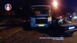 ДТП на Первомайской