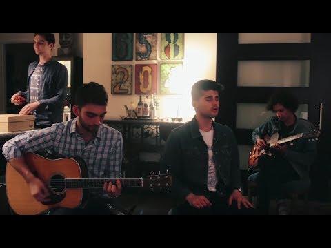 """Unaware"" - Allen Stone Cover -  Jacob McCaslin & Friends"