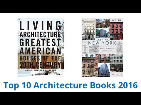 10 Best Architecture Books 2016