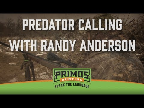 PREDATOR CALLING WITH RANDY ANDERSON