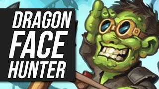 Dragon Face Hunter - Stormhammer IN YOUR FACE! | Standard | Hearthstone