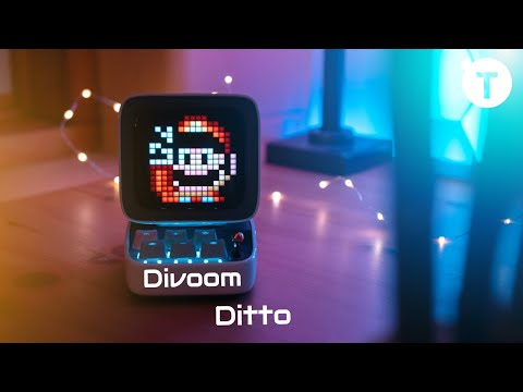 A Pixel Art PC? - Divoom Ditto Review
