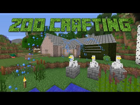 ZooCrafting - Episode 43 - Pigs, Peafowl and Progress!!!