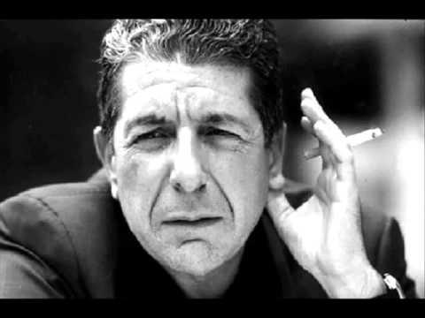 The Land of Plenty   Leonard Cohen