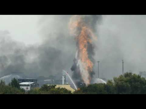 Explosion Rocks German BASF Chemical Plant, Residents Urged to Stay Inside