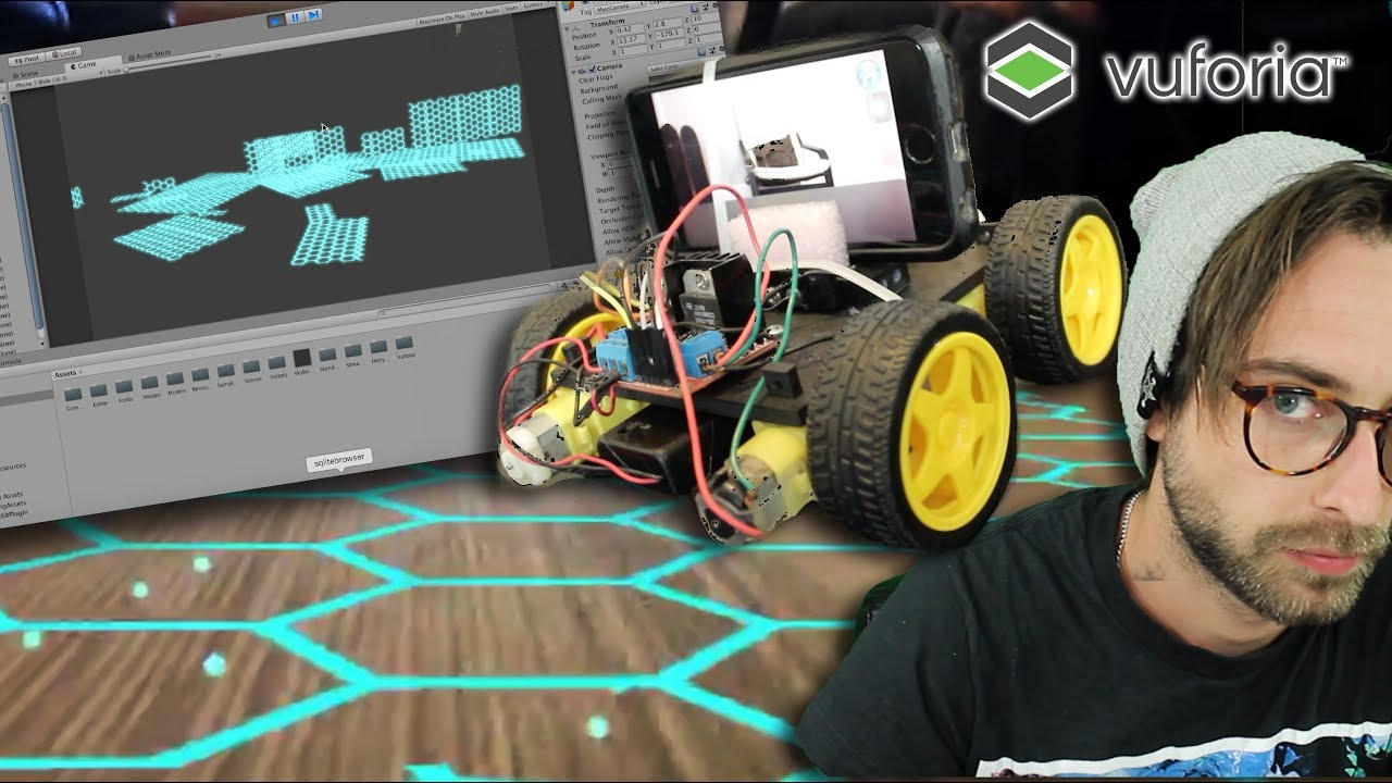 ROOM MAPPING Arduino Robot With Unity 3D: 8 Steps (with Pictures)