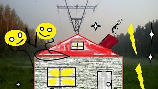 Как сделать дом из бытовок