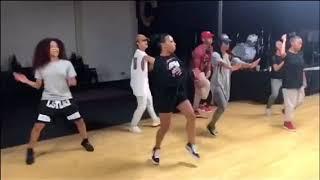 Silento wild Dance challenge