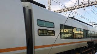 近鉄大阪線 名張駅 新型特急ひのとり アーバンライナーnext 新旧名阪特急