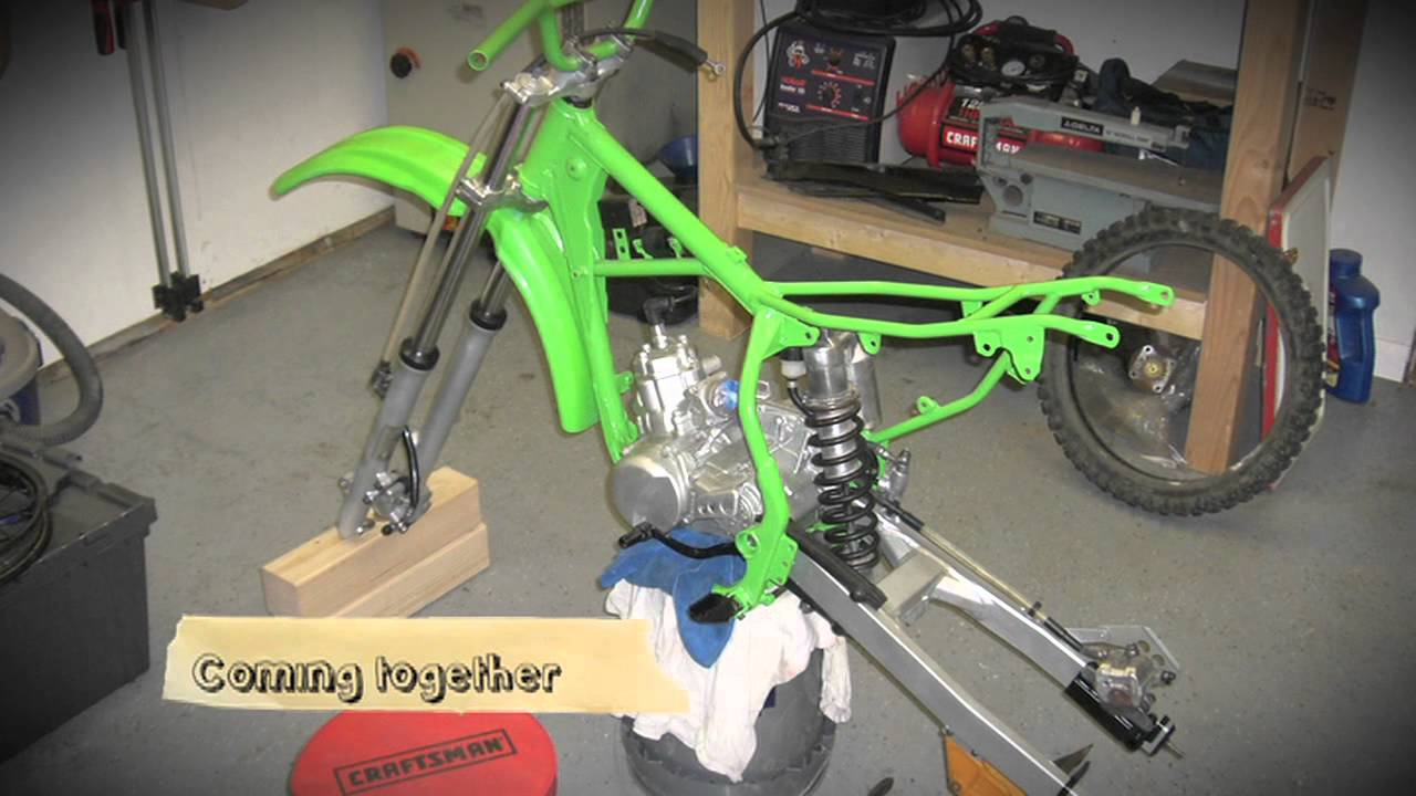 Wiring Diagram For 1988 Kx80 28 Images Klr650 1995 Electric Systems Binatanicom Maxresdefault Kawasaki Kx 80 Restoration 1989 Youtube 49mm At