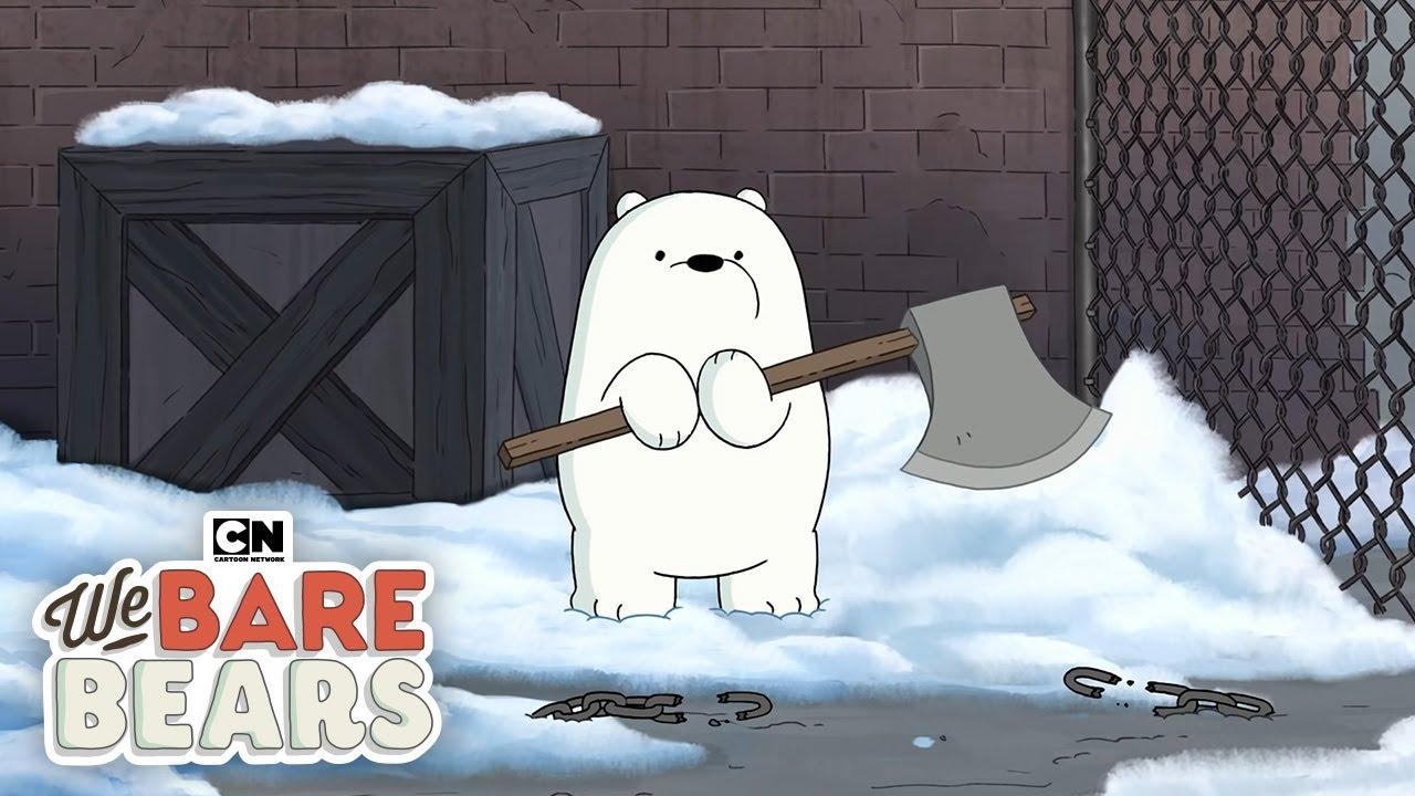 Baby Ice Bear The Rebel We Bare Bears