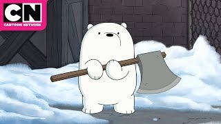 Baby Ice Bear the Rebel | We Bare Bears | Cartoon