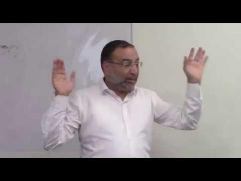 ריקודים בשבת - צורבא מרבנן - הרב בן ציון אלגאזי