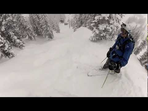 Utah Powder Skiing at Snowbird, Alta & Park City