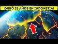 El terremoto más largo que duró más de 30 años