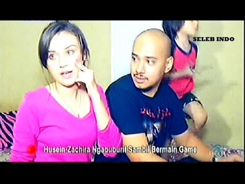 Husein Idol Kenalkan Zachira Pacar Barunya Cucu Elvy Sukaesih @obs 1 Juli 2015