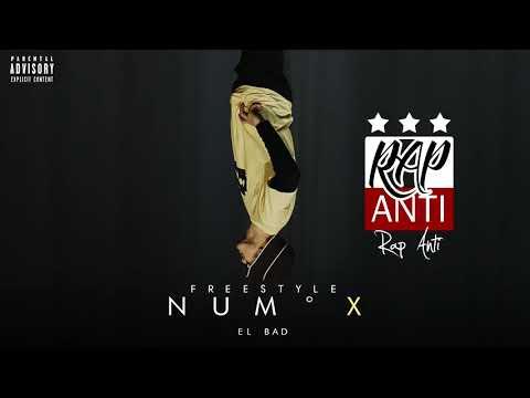 Adel Sweezy RIPXXXTENTATION Mc Lama Freestyle Num X