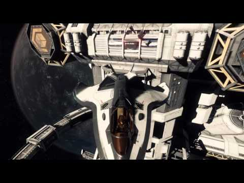 Star citizen 2.0 First transport mission :)