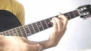 learn woh lamhe guitar chords
