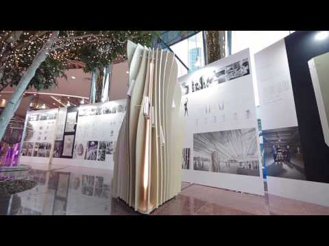 Aedas 2014 Think Tank - 'From Zero to One' Exhibition