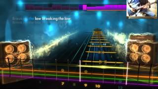 Rocksmith 2014 PC Gameplay (Judas Priest - Breaking the Law) - 104.7%