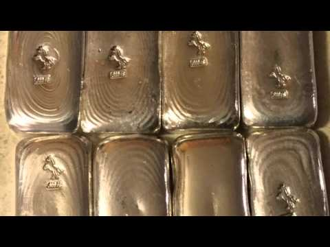 Bunker Bullion 6: End of Phase One - (sales announcement and viewing.