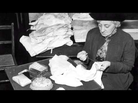 A Family in Wartime: Make Do and Mend