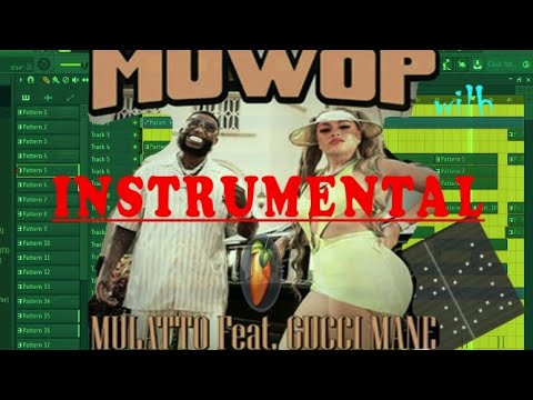 Mulatto – Muwop Instrumental (ft. Gucci Mane )