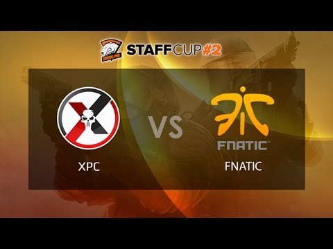 XPC vs Fnatic, VP Staff Cup#2, map cache