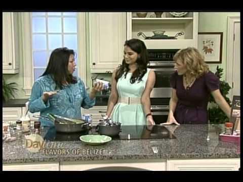 Flavors of Belize on Daytime TV!