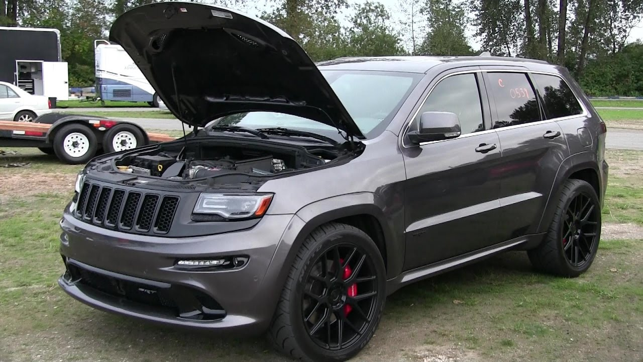the best of srt8 jeep grand cherokee-drag race,top speed,sound and