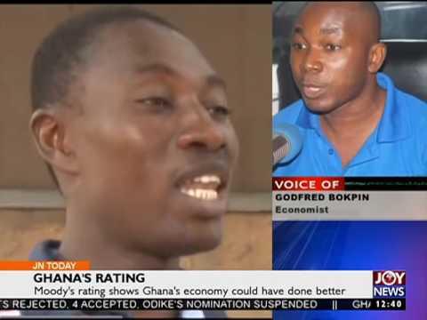 Ghana's Rating -  Midday News (11-10-16)