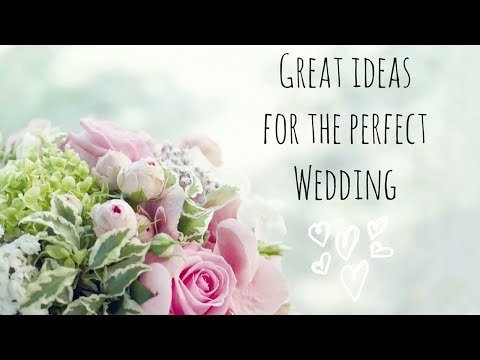 Great ideas for your perfect wedding - creative guest gifts and customized glasses