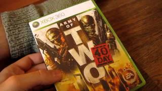 Xbox 360 Моя коллекция игр