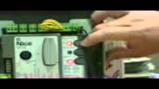 видео MC424L Блок управления NICE (MCA2) для приводов распашных ворот цена, ремонт, купить в Екатеринбурге. Electrovision.ru