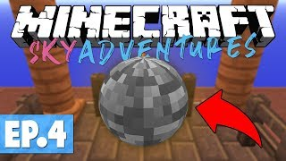 Minecraft FTB Sky Adventures -