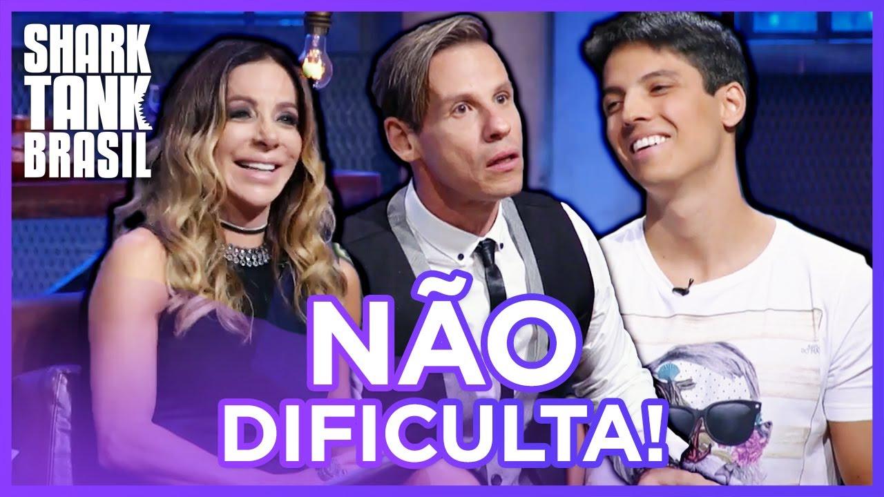 """Termina o Business Plan, Pelo Amor De Deus!"" | Shark Tank Brasil"