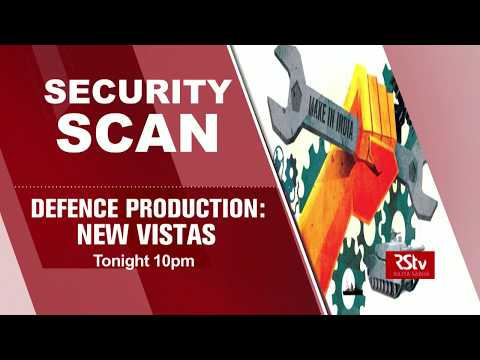 Promo - Security Scan : Defence Prodcution | 10 pm