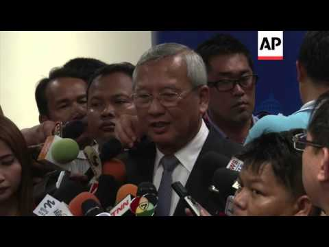 Ousted PM denies acting corruptly, caretaker PM appointed