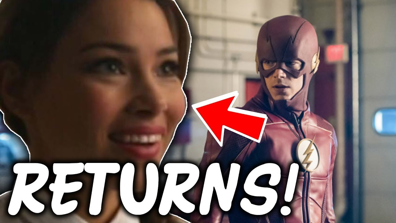 the flash 4x11 sub español